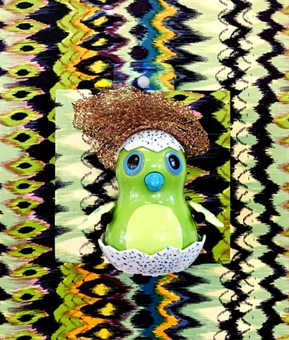 Shalom Neuman - Birdie from Mini Amerika series #7