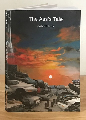 The Ass's Tale by John Farris Cover Art by Shalom Neuman