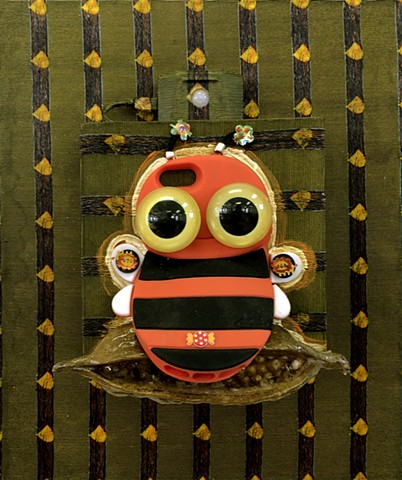 Shalom Neuman - Buzzy from Mini Amerika series #7