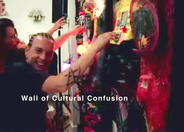 Wall of Cultural Confusion