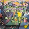 Steve Dalachinsky poetry for Toxic Paradise Installation
