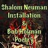 Bob Holman Poetry for Toxic Paradise Installation