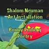 Shalom Neuman Installation Bonnie Finberg Poetry