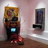 Lamed Vav Gallery Installation (Lamed Vav series)  FusionArts Museum, Lower East Side, NY