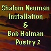 """Bob Holman poetry for Toxic Paradise Installation - """"Eating Bugs""""."""