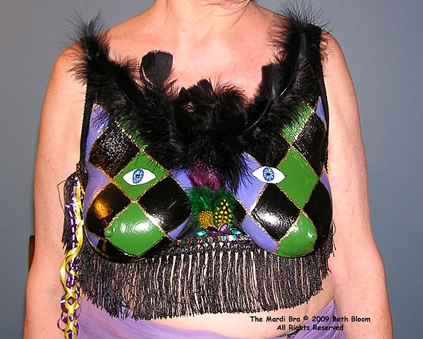 the mardi bra