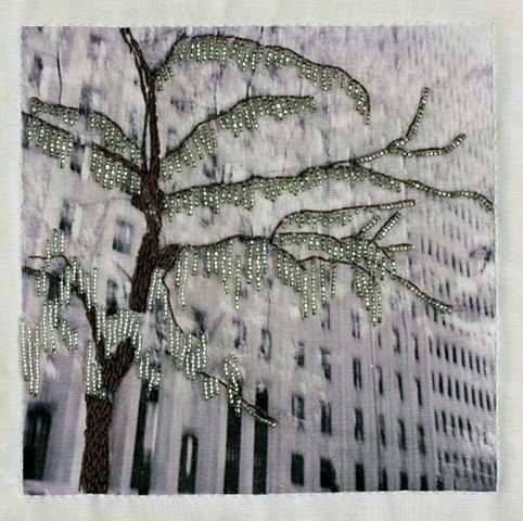 ice tree- nyc