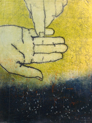 Slight of Hand (detail)