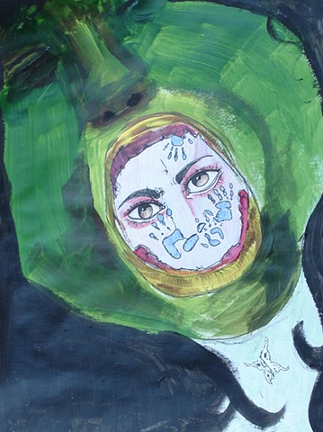 2-D Design Self-Portrait
