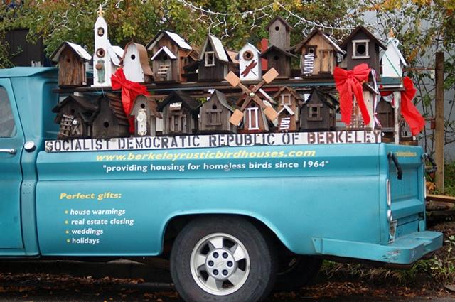 Birdhouse Truck
