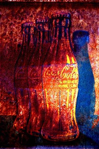 Coca Cola Sign, Jimtown, CA (2)