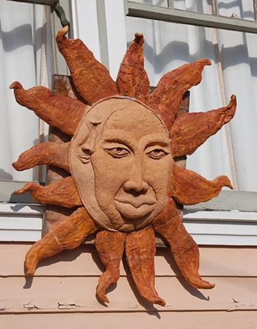 Ceramic Sun, Curtis