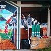 Zebra Garage on Ada
