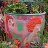Flowerpot on Stannage