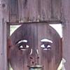 Fence on San Ramon (Moonface)