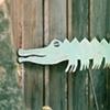 Crocodile on Acton