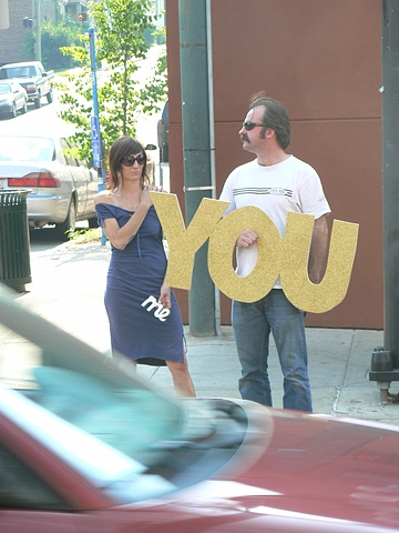 You & Me Sculpture performed by Courtney Kessel and Cullen Beach