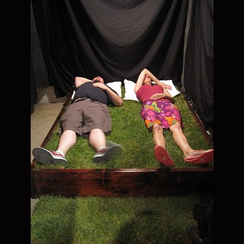 Grass Bed