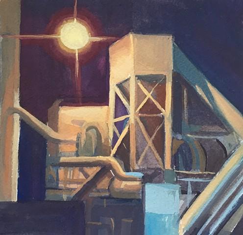 Industrial Nocturne