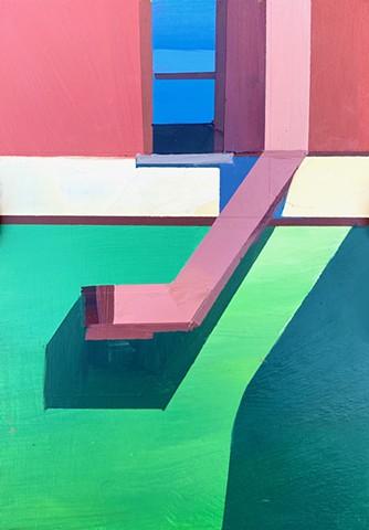 Baltic Building, Color 2