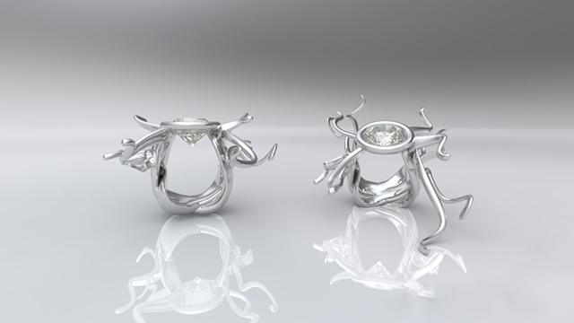 Ring (two views)