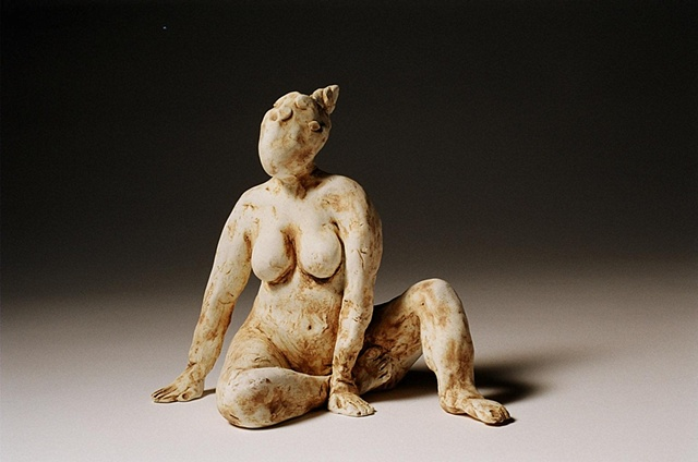 Sitting Figurine