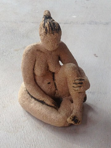 Sitting Figurine- £180