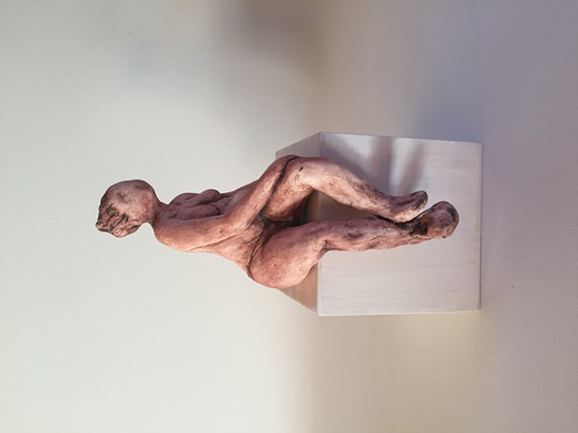 On The Edge Figurine- £300