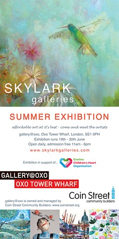 Skylark Galleries Summer Exhibition June 2019