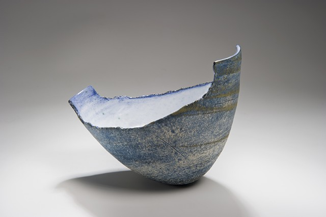 Blue Angel Egg Boat