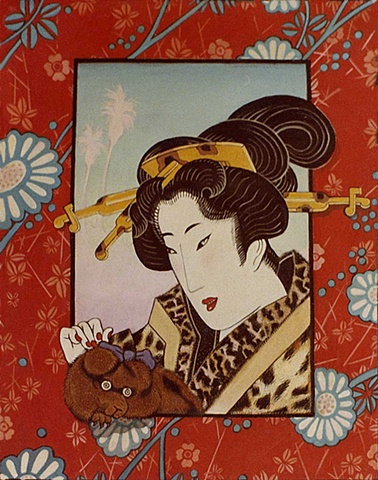 geisha by miriam slater