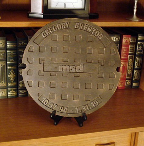 MSD sewer Covers