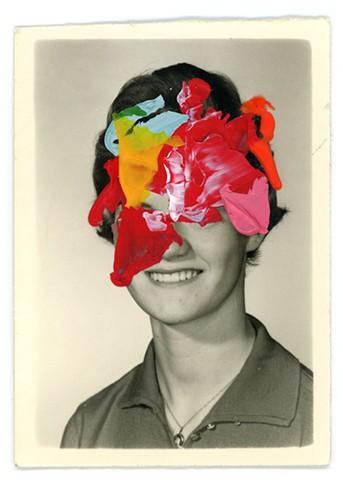 untitled (Beth Ann at 15, 1959),