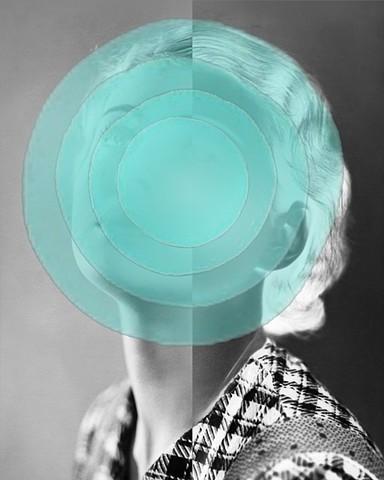 untitled (turquoise),