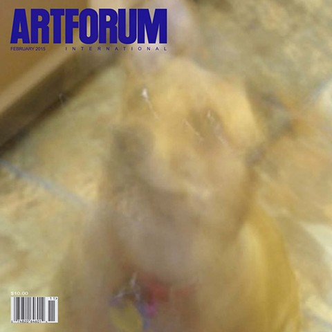 Frank Ebert ARTFORUM healthy collective narcissism mortality