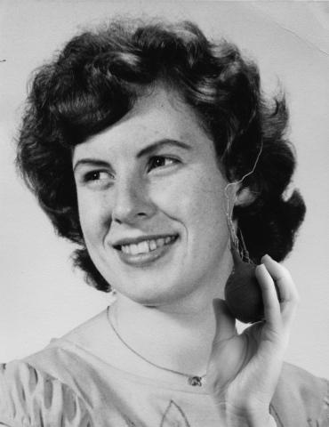 Karen Yontry, First Healing Ceremony 1971