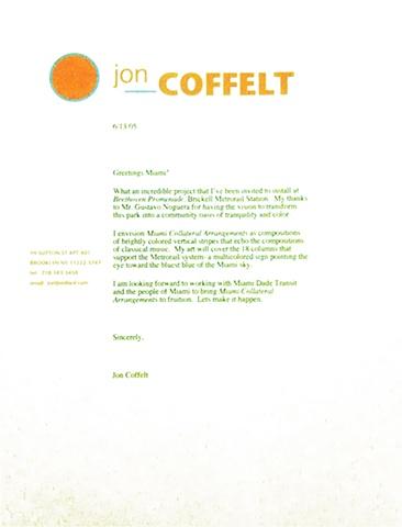 Coffelt Letter
