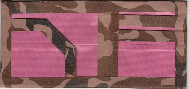7 Duct-tape Wallet
