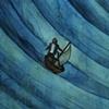 Jeffrey Schweitzer The Drifter: Rough Seas (Detail)