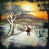 Jeffrey Schweitzer The Drifter: Through the Snow Covered Hills