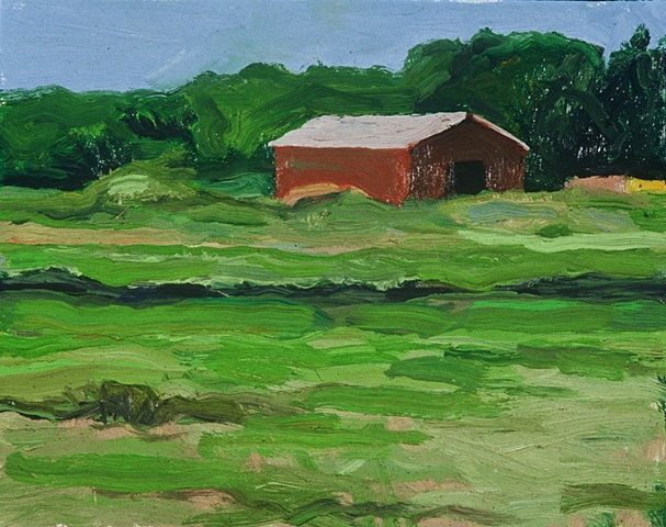 Red Barn - SOLD