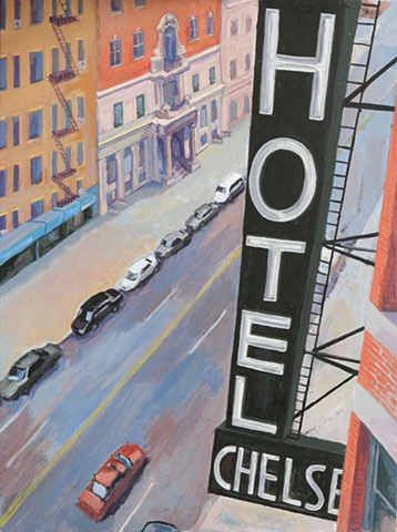 Hotel Chelsea - SOLD