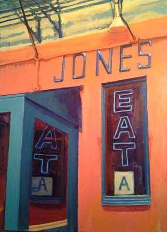 Great Jones Cafe - SOLD