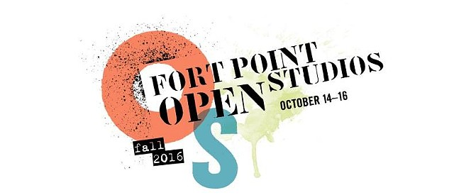 Fort Point Fall Open Studios - Oct. 13 - 16