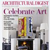 Architectural Digest Magazine December 2014 issue