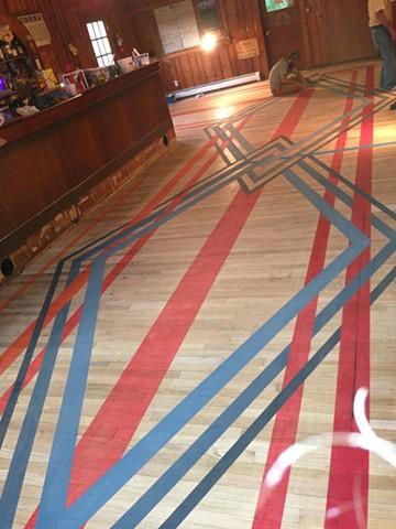 Lantern floor, NY
