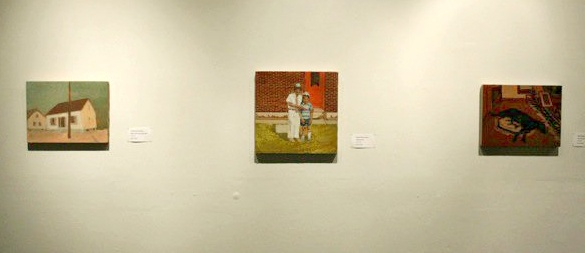 Maanik Singh Chauhan, Small Paintings