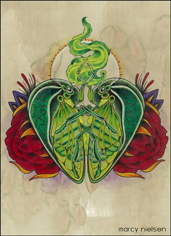 tree hopper sacred heart