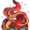 Heart torch