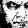 Bela Lugosi portrait